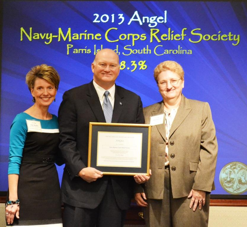 Navy-Marine Corps Relief Society Selected as South Carolina ...